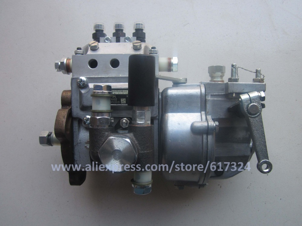 Jiangdong TY395IT for tractor like Jinma etc, the high pressure fuel pump, model 3I322 Weifu brand fuel injection pump of jiangdong ty295it ty2100it for tractor like jinma etc the pump brand is weifu