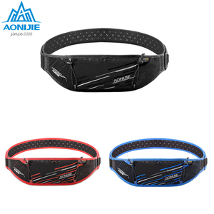 AONIJIE Running Waist Belt Fan