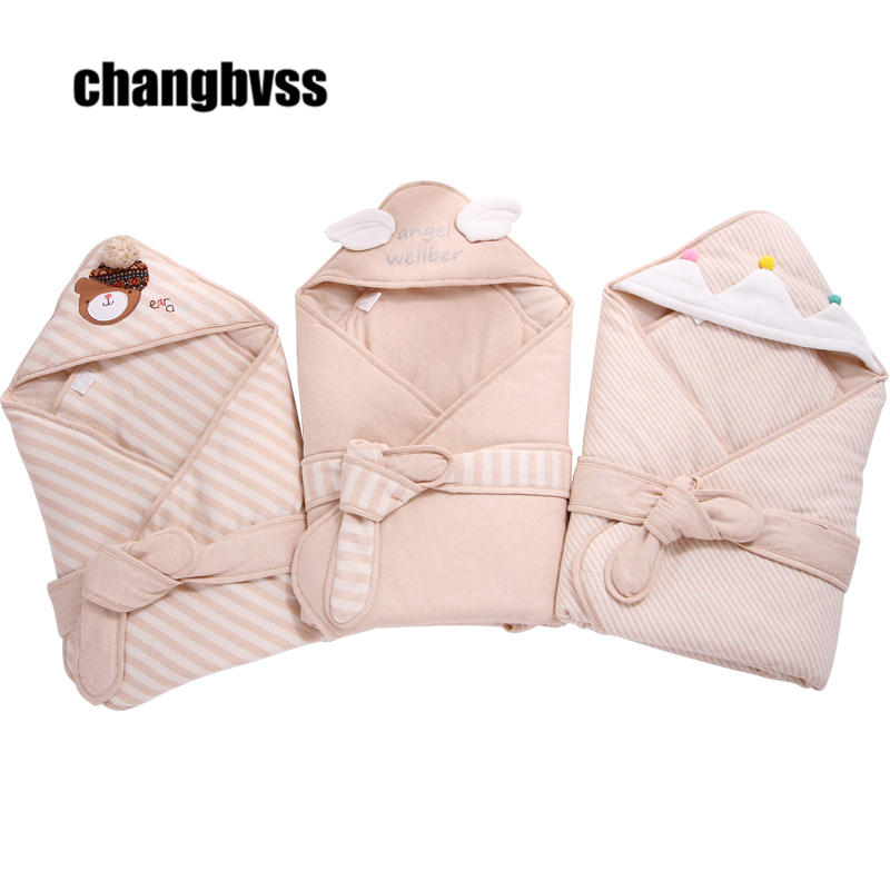 Infant Swaddle Envelope Baby Swaddling Wrap Sleeping Blankets cobertor para bebe Baby Sleeping Bag Newborns Receiving Blankets infant baby sleeping bag baby blankets quilt thick natural cotton sleeping bag detachable sleeves newborn swaddling clothes