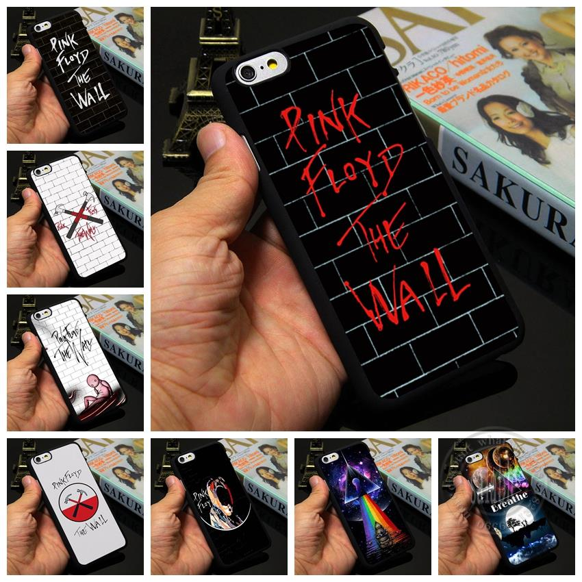 Pink Floyd The Wall Art Case Cover for Apple iPhone 7 4 4s 5 5s SE 5c 6 6s plus Mobile Phone Shell