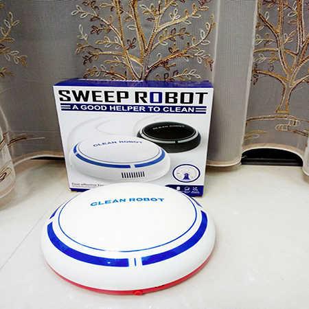 2 в 1 перезаряжаемое основание подметальный робот пылеуловитель Интеллектуальный Авто-индукционный пол подметальный робот пылесос