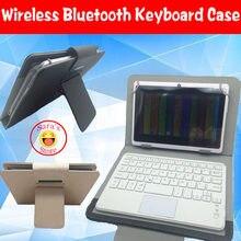 Универсальный беспроводной Bluetooth клавиатура чехол для ASUS ZenPad Z8s ZT582KL 2017 P00J 7,9