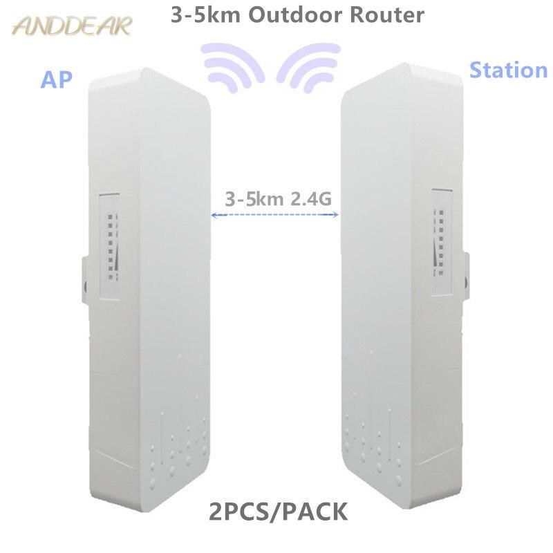 9344 9531 Chipset WIFI Router WIFI Repeater Long Range 300Mbps 5.8ghz Outdoor AP Router  AP Bridge Client Router RepeaterZ