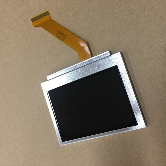 Pour GameBoy écran LCD avancé pour GBA SP AGS 101 écran de mise en évidence LCD rétro-éclairage plus lumineux