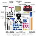 PDR безболезненные Инструменты для ремонта вмятин, автомобильный Устранитель вмятин, набор ручных инструментов для удаления вмятин, съемник...