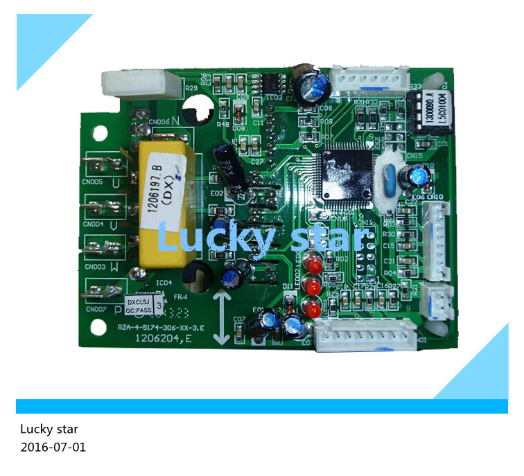 95% new used for Air conditioning Power module frequency conversion board KFR-26W/27BP RZA-4-5174-306-XX-3.B good working good working original used for power supply board led50r6680au kip l150e08c2 35018928 34011135