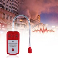 Sensitive Useful Gas Analyzer Combustible Gas Detector Portable Gas Leak Location Determine Tester With Sound Light