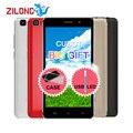 Оригинал CUBOT РАДУГА 5.0 дюймов 3 Г Android 6.0 1280x720 Смартфон MT6580, Quad Core, 1.3 ГГц 1 ГБ + 16 ГБ 13.0mp 2200 мАч Мобильного Телефона