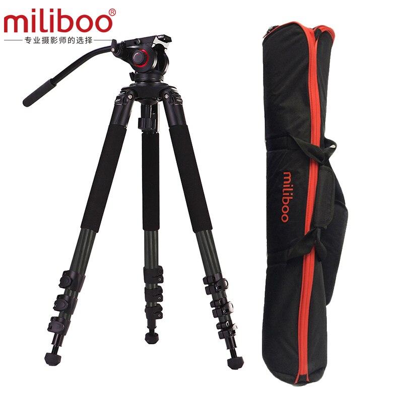 203cm Max kõrgus miliboo MTT702B Statiiv Professional 25KG Kandev - Kaamera ja foto - Foto 6
