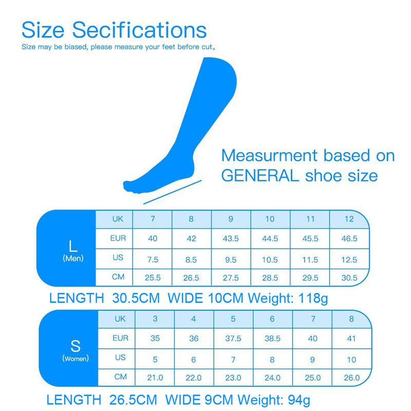 Image 5 - BOCAN Orthopedic insoles for shoes man and women flat foot insoles arch support shock absorption 7741orthopedic insoles for shoesinsoles for shoesorthopedic insoles -