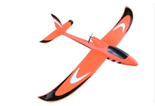 Orange 1400 MM YI LANGIT glider RTF EPO model UAV aero set lengkap konfigurasi RC drone remote control pesawat model pesawat