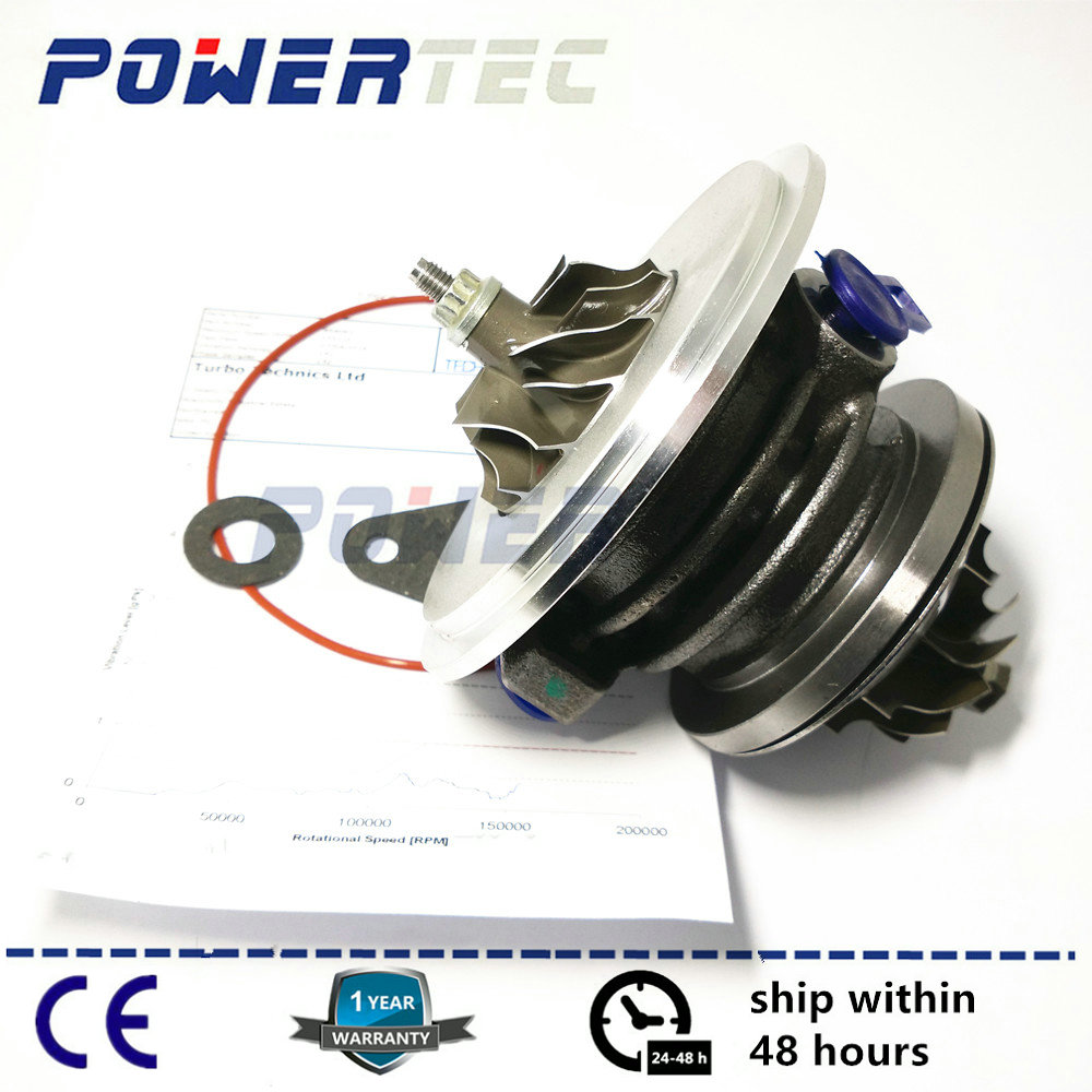 Cartridge turbo charger core GT1544S For Audi 80 1.9 TDI B4 1Z 66Kw - Auto turbine CHRA 454082 028145701T 028145701TX садовая пила 150 мм truper stp 6x 18174