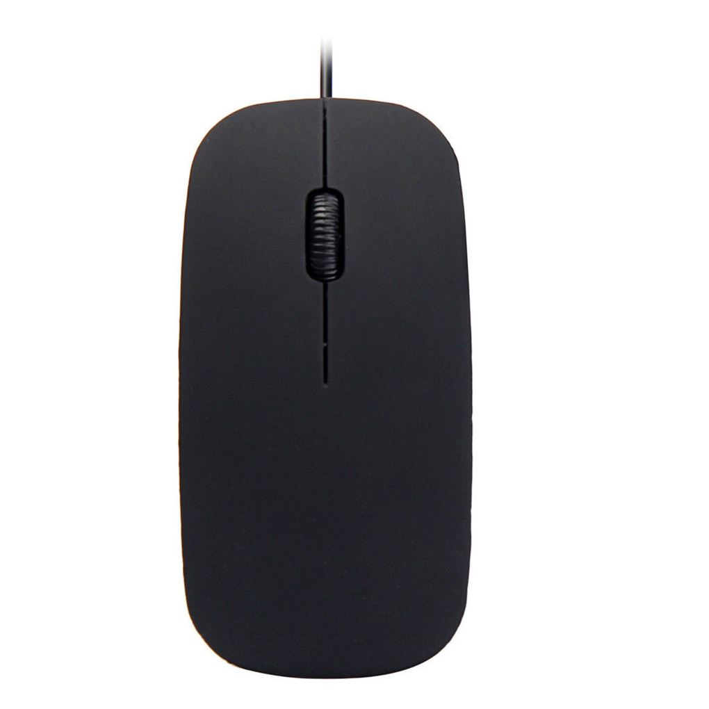 Ultra Thin Mouse Gaming Mouse With USB Cable Mouse Gamer For PC Game Computer 3 Buttons Roller USB Game Mouse