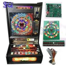 Игровой слот для казино, PCB, игровая доска Марио с акрилом и жгутом проводки, для монет, игровой автомат Марио, наборы