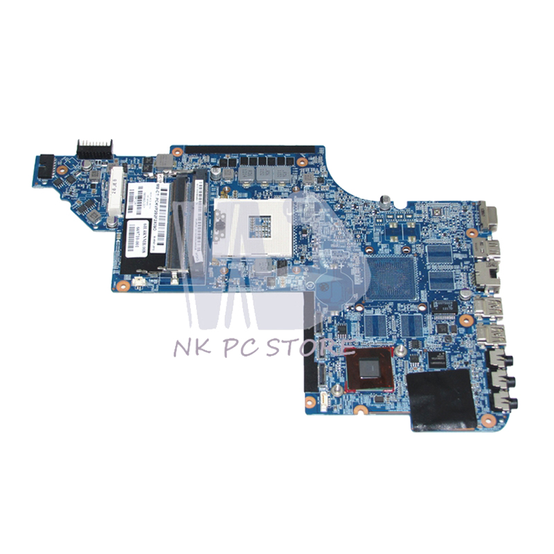NOKOTION 665993-001 Main Board For HP Pavilion DV7 DV7-6000 Laptop Motherboard HM65 UMA DDR3