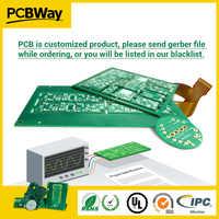 PCB prototipo fabricante de fabricación de PCB placas de circuito impreso PCBWay, el precio personalizado no es real, por favor envíe los archivos PCB, enlace de pago