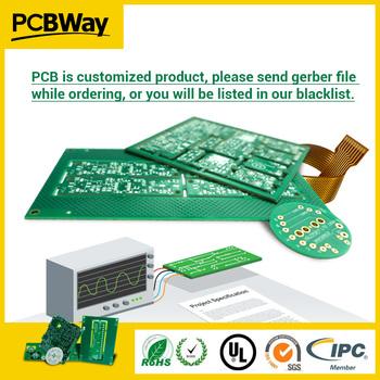 PCB prototypowa płytka drukowana producent obwód drukowany płyty PCBWay dostosowana cena nie jest prawdziwa pls wyślij pliki PCB zapłać link tanie i dobre opinie fr4 Aluminum Flex Board 1oz 2oz 3oz 4oz 0 4 0 6 0 8 1 0 1 2 1 6 2 0 2 4 mm 0 2mm+-0 08mm 0 153mm 6mil HASL with lead HASL lead free Immersion gold OSP Hard Gold