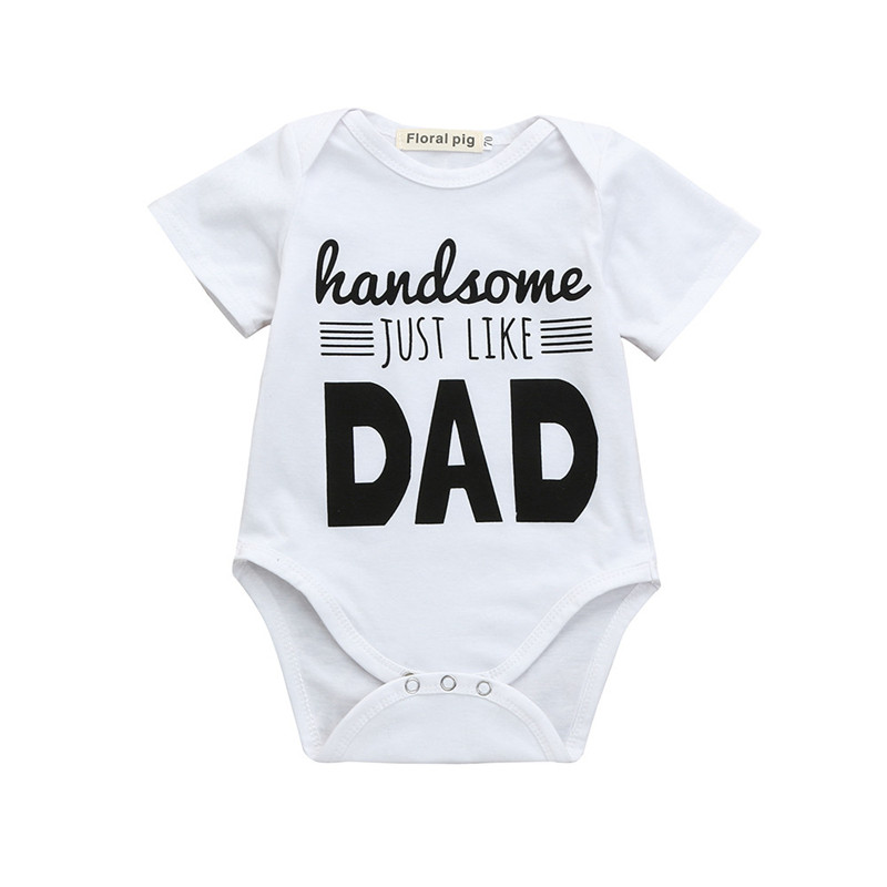 2018 ARLONEET Newborn Infant Baby Boys Girls Letter Print Romper Jumpsuit Outfits ClothesBaby Girl Summer Clothes New Born Baby summer newborn infant baby girl romper short sleeve floral romper jumpsuit outfits sunsuit clothes