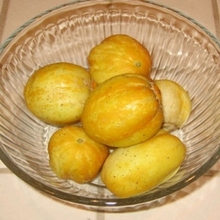 50pcs Lemon Mini Cucumber Seeds