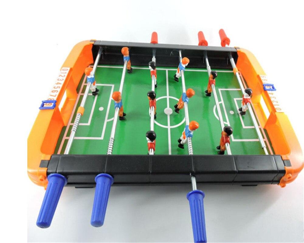 Mini Desktop Soccer Tables Kids Educational Toys Family Game Table