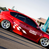 Fashion WRC Motor Sport Design Automobiles Vinyl Accessories Die Cut Door Decor Car Styling Sticker For