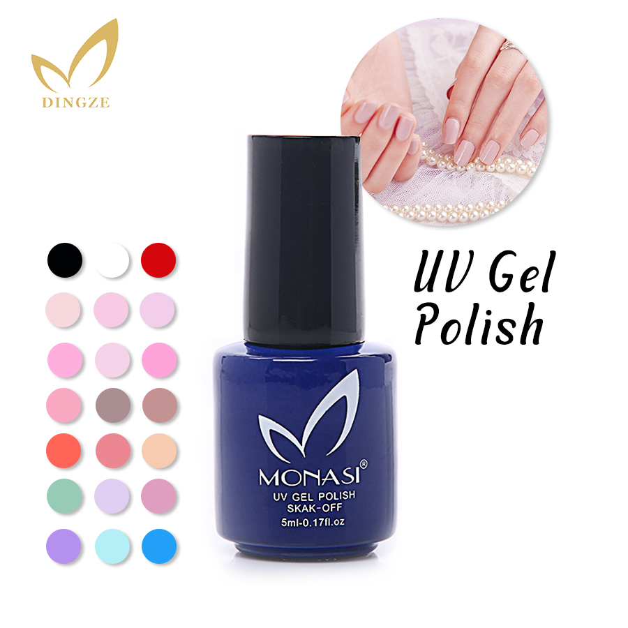 Hot Sale Free Shipping Soak Off  Three Step Gel Polish UV/LED nail polish for nail art(DA001~DA010)