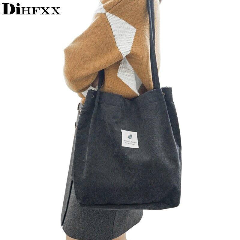 Luggage & Bags Responsible New Canvas Tote Bag Women Reusable Shopping Shoulder Bags Large Casual Beach Gift Handbag Girls Female Holiday Beach School Bag