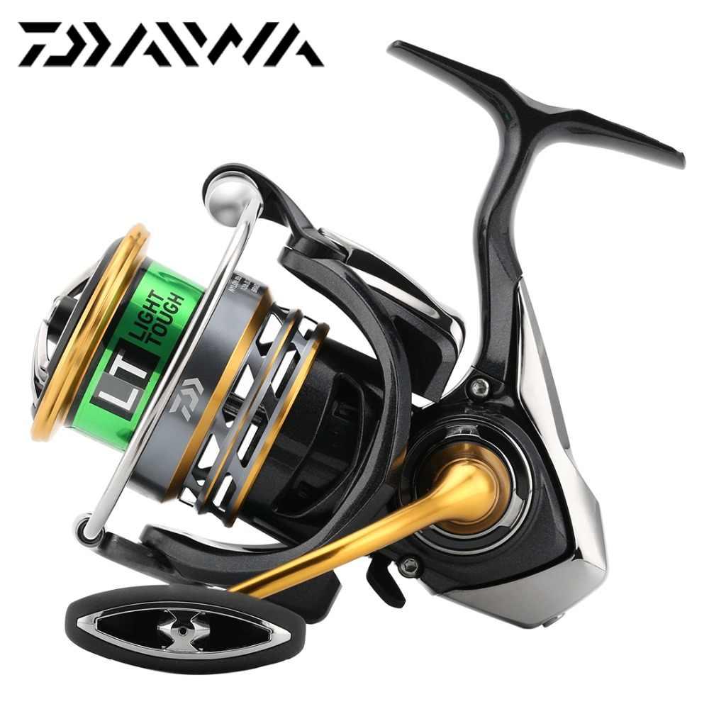 18 DAIWA EXCELER LT 1000D 2000D 2500 3000C 4000C 5000DC 6000D 3000C-OT moulinet de pêche à faible vitesse