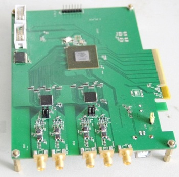 150M/100M/80M high-speed data acquisition card optical fiber distributed sensing special data acquisition card