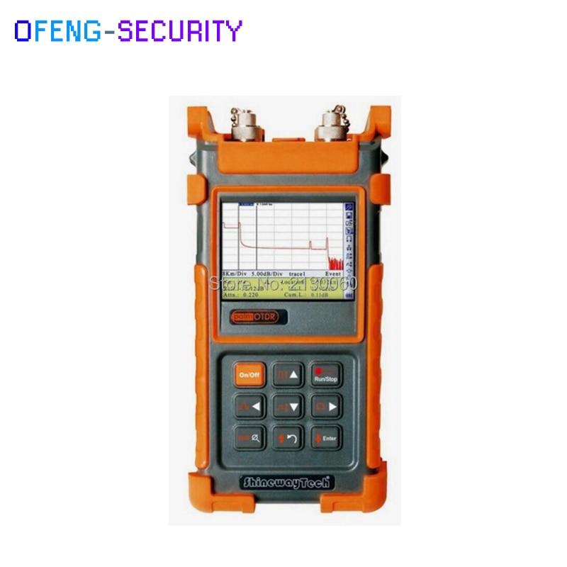 Intelligent Shineway Handheld OTDR S20 Series S20CX 1310/1550/1625nm PON OTDR