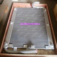 Новый теплообменник для охлаждения масла для Daewoo DH60 7 машины