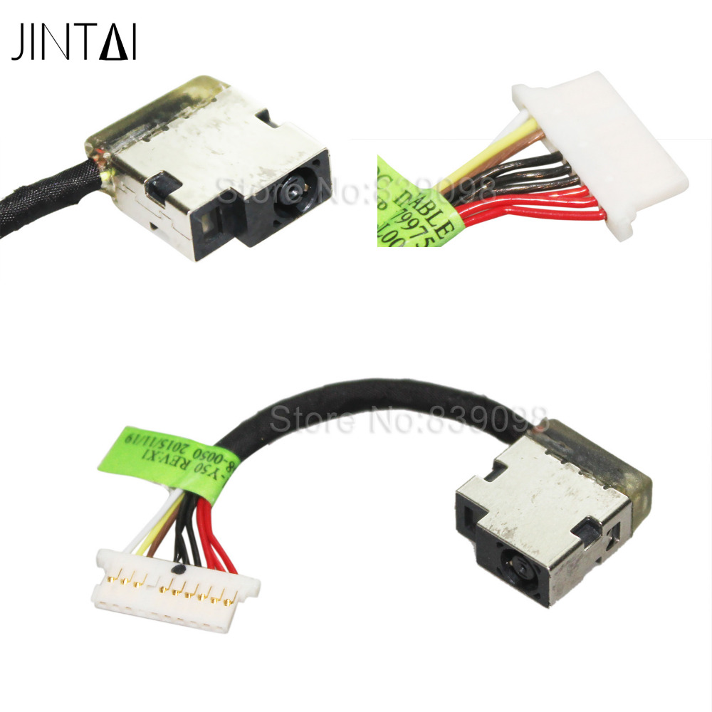 DC Power Jack w//Cable For Toshiba Satellite P55W-C5208D-4K P55W-C5204 P55W-C5314