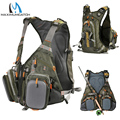 Top Quality Army Green Fly Fishing Vest With Free Size Fly Fishing Jackets Multifunction Pockets Fishing Vest