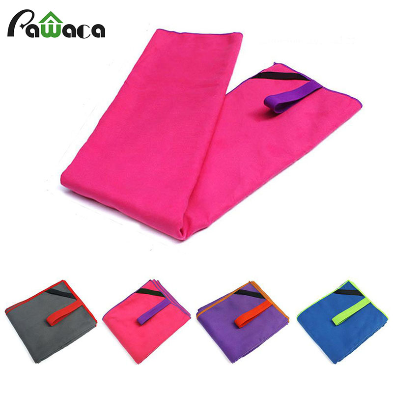 Larger Size Outdoors Microfiber Quick Dry Travel Beach Towel Personal Care Camping Towels Bath Towel Toalla Playa With Carry Bag