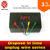 Adventurer Game Prop Dispose In Time Unplug The Correct Wire Within A Certain Time To Unclock