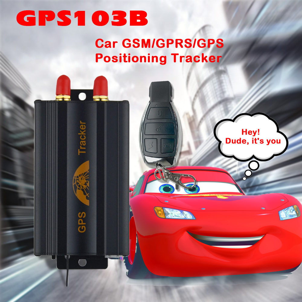 Best GPS Car Tracker  Coban Vehicle GSM GPS Tracker motorcycle GPS Locator GPS103B/TK103B remote control with Free lifetime APP