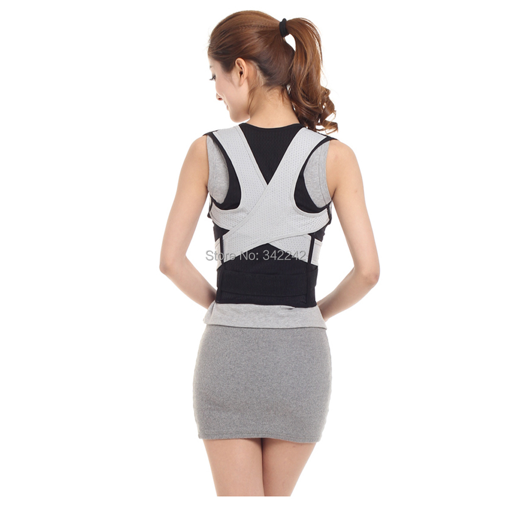 2015 New upgradeQuality is very good Lumbar spine correction belt,waist vest vest therapy,posture spor spine corrector opp bag nx7 28adr plc very new looking and in good condition