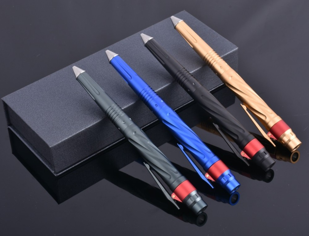 Brand New Self Defense Personal Safety Protective Stinger Weapons Tactical Pen Pencil self defense personal weapons outdoor