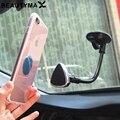 Магнитный автомобильный держатель для телефона, на лобовое стекло, поворот на 360 градусов