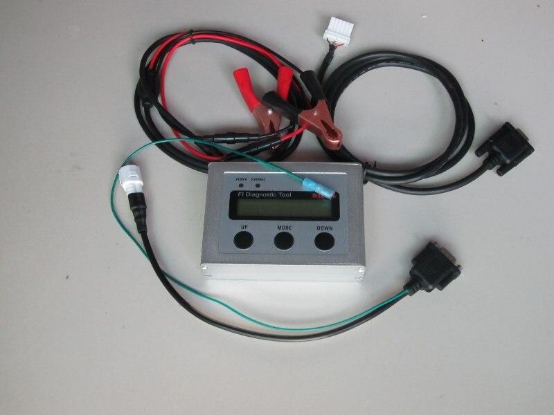 Motorrad scanner für yamaha Handheld motor professionelle für yamaha motorrad diagnosescan-werkzeug