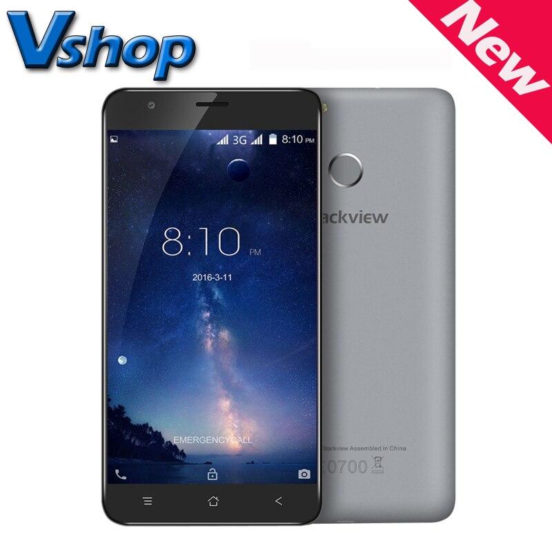 Original Blackview E7S Android 6 0 MTK6580 Quad Core RAM 2GB ROM 16GB 5 5 inch