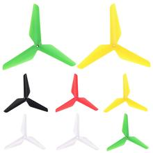 8PCS For Syma X5C X5A X5SC X5SW X5C 1 Upgrade 3 leaf Propellers Blade Part