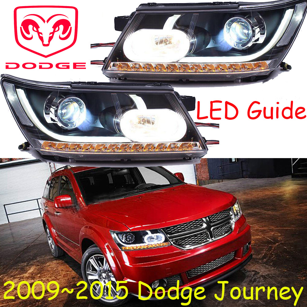 Journey headlight,2009~2015,Fit for LHD,If RHD need add 200USD,Free ship!Journey fog light,2ps/set+2pcs Aozoom Ballast;Journey cadilla srx headlight 2011 2015 fit for lhd if rhd need add 300usd free ship srx fog light 2ps set 2pcs ballast srx