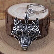 Yage 4 colores 1 Uds talismán nórdico vikingo llavero de amuleto colgante de plata antigua bronce antiguo negro antiguo cobre