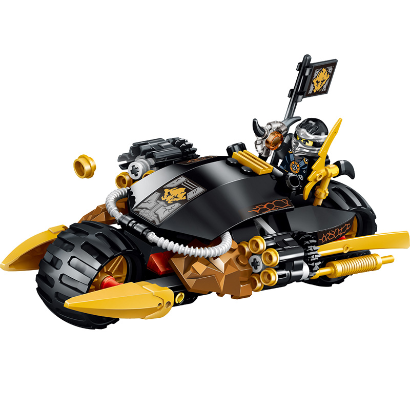 228pcs-Model-Building-Blocks-toys-Interstellar-ninjago-The-Enemy-s-Armed-Vehicles-Compatible-legoINGLYS-Ninjago-Toy (2)