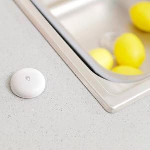 Image 5 - Original xiaomi mijia aqara sensor de imersão de água de inundação detector de vazamento de água para casa sensor de imersão de alarme remoto segurança