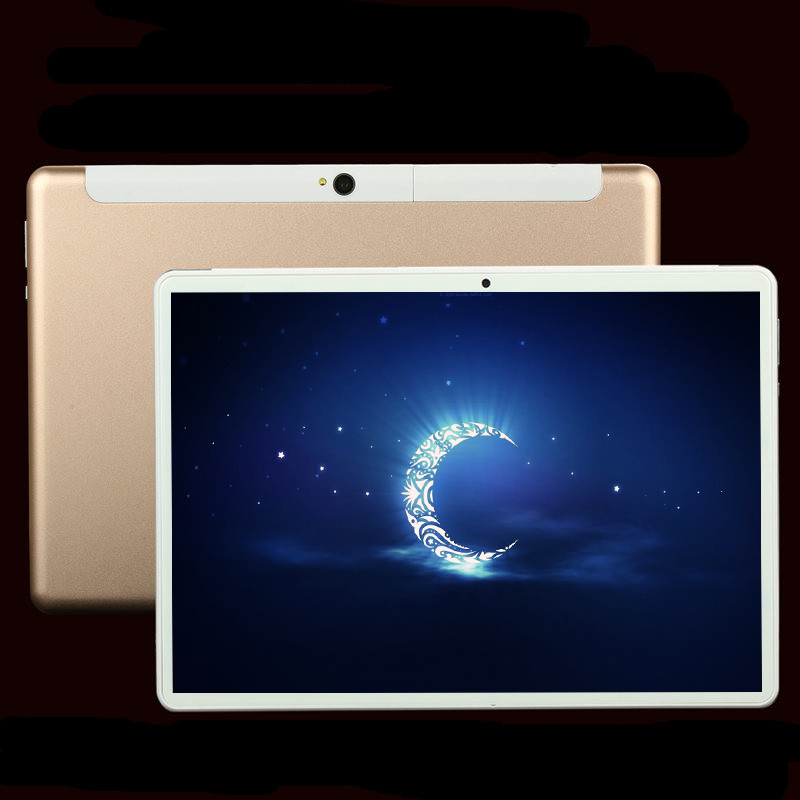 New Android 7.0 Android Tablet 10.1 Inch 10 Core 6GB RAM 128GB ROM 3G 4G LTE 1920 1200 IPS 5MP+ 13.0MP The Tablet 10 Kids Tablet