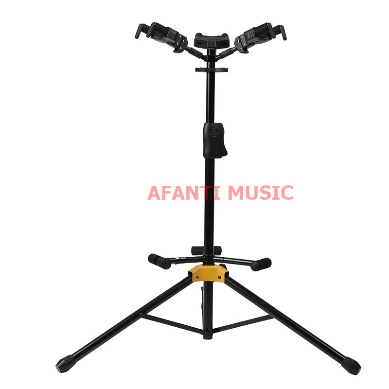 Afanti Music Electric Acoustic Guitar Stand (JKV-102) afanti music diy sg alder body electric guitar body ajb 157