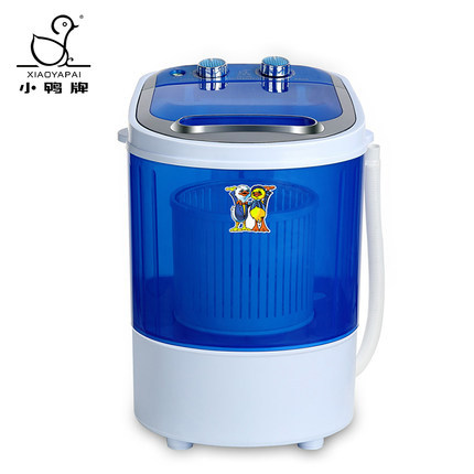 Freeshipping 200w Power Washer Can Wash 2.5kg Clothes &150w Power 2.0kg Dryer Single Tub Top Loading Wahser&dryer Semi Automatic