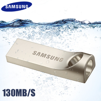 SAMSUNG U Schijf Originele USB Flash Drive 64 gb 32 gb 128 gb Cle USB 3.0 Metal Pen Drive Tiny Pendrive Memory Stick Opslagapparaat